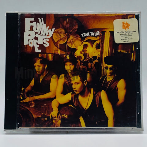 Funky Poets: True To Life: CD