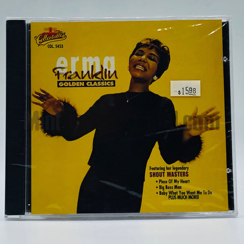 Erma Franklin: Golden Classics: CD