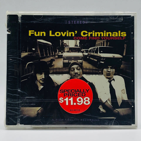 Fun Lovin' Criminals: Come Find Yourself: CD