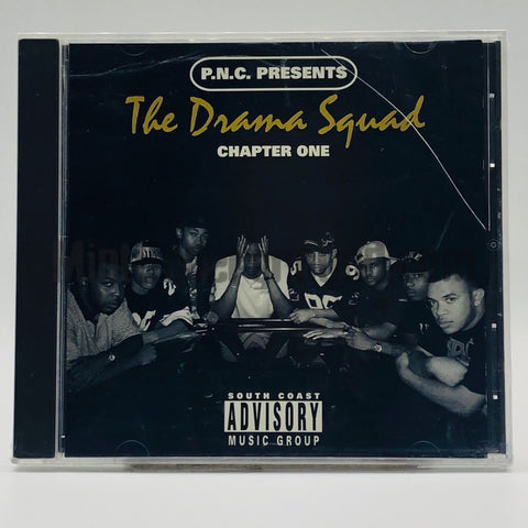 P.N.C. Presents: The Drama Squad: Chapter One: CD