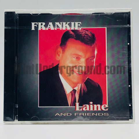 Frankie Laine: Frankie Laine and Friends: CD