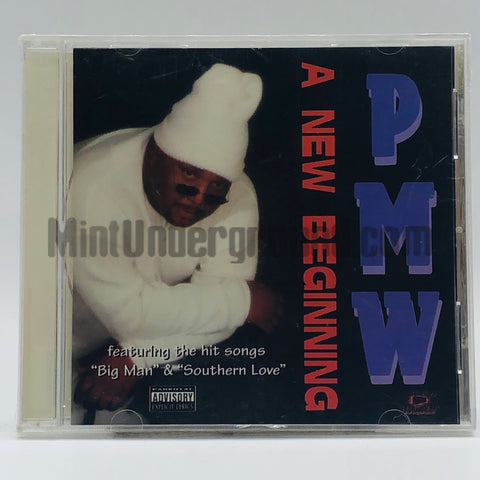 PxMxWx/P.M.W./PMW: A New Beginning: CD