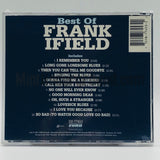Frank Ifield: The Best Of Frank Ifield: CD