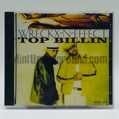 Wreckx-N-Effect: Top Billin: CD Single