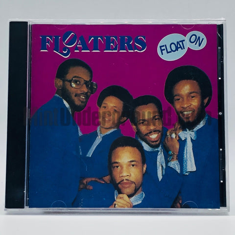 The Floaters/Floaters: Float On: CD