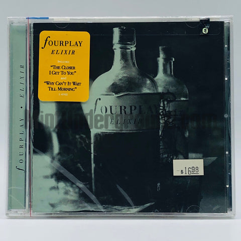 Fourplay: Elixir: CD