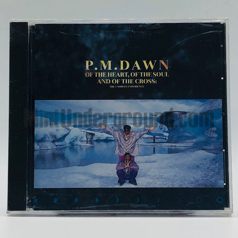 PM Dawn/P.M. Dawn: Of The Heart, Of The Soul And Of The Cross: The Utopian Experience: CD