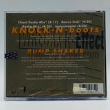 Wreckx-N-Effect: Knock-N-Boots/Rump Shaker: CD Single