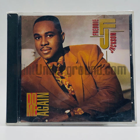 Freddie Jackson: Do Me Again: CD