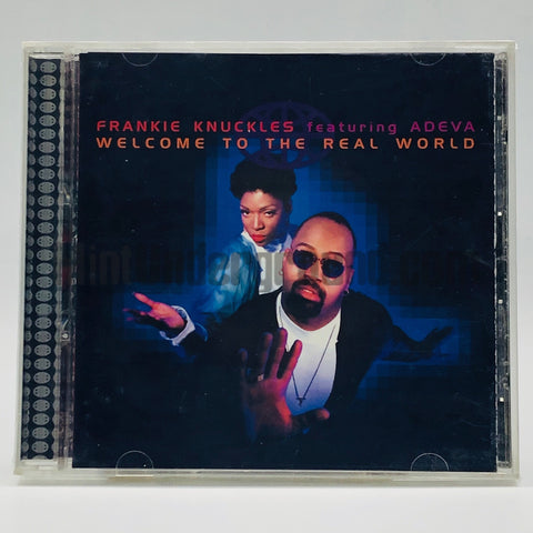 Frankie Knuckles: Welcome To The Real World: CD