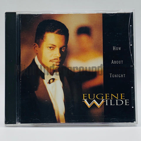 Eugene Wilde: How About Tonight: CD