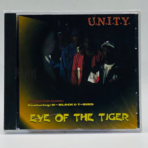 U.N.I.T.Y./Unity: Eye Of The Tiger: CD Single