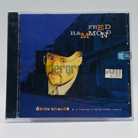 Fred Hammond: Deliverance: CD