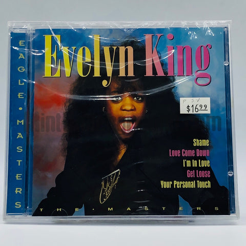 Evelyn King/Evelyn Champagne King: The Masters: CD