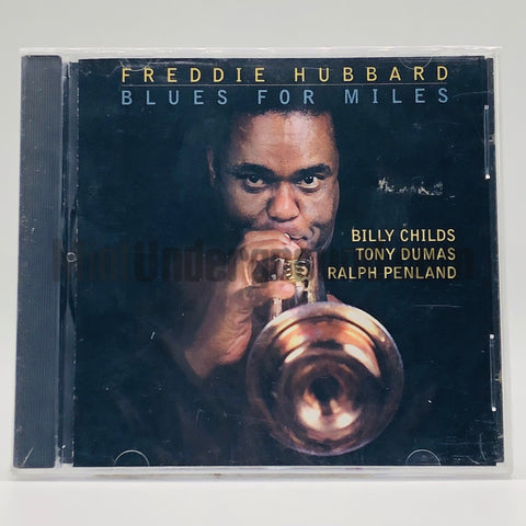 Freddie Hubbard: Blues For Miles: CD