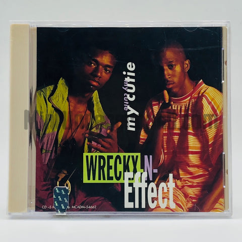 Wreckx-N-Effect: My Cutie: CD Single
