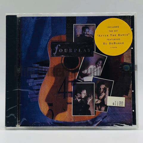 Fourplay: Fourplay: CD