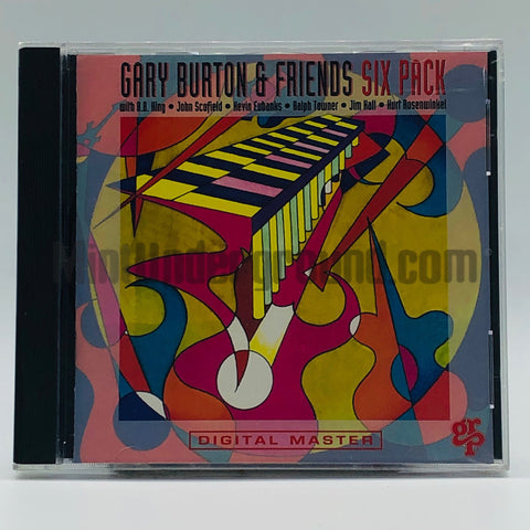 Gary Burton & Friends: Six Pack: CD