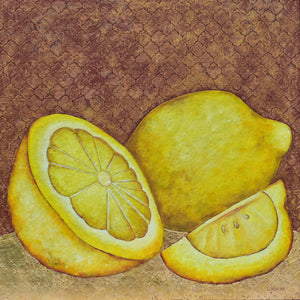 Lemons on Gold