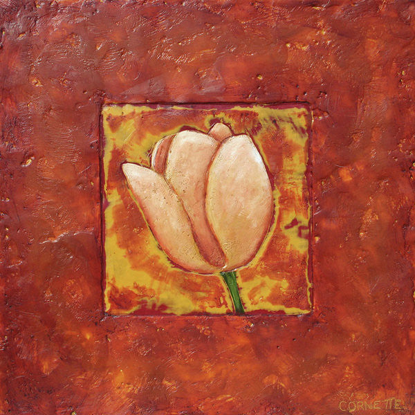 Tulip On Sienna I