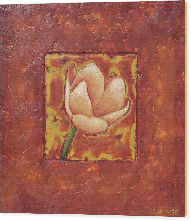 Tulip On Sienna II
