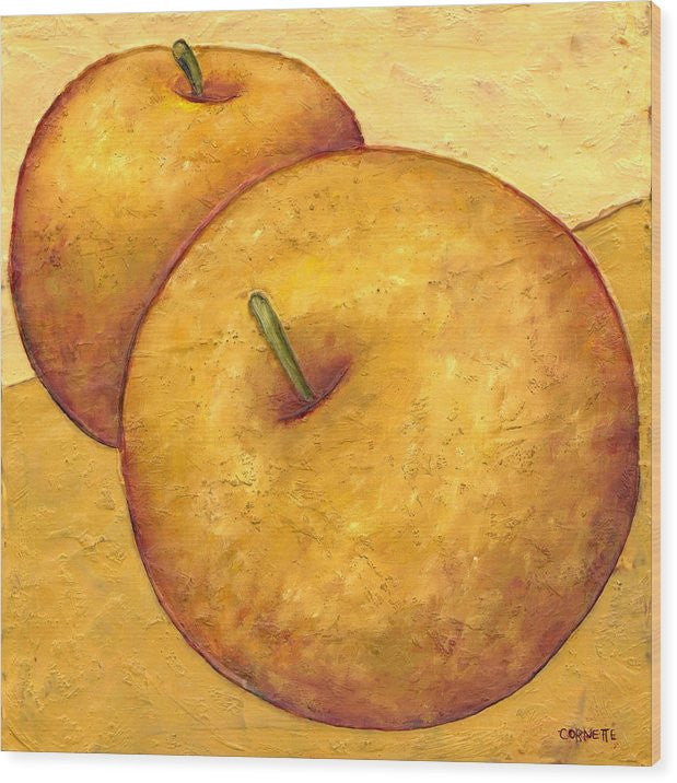 Two Golden Apples