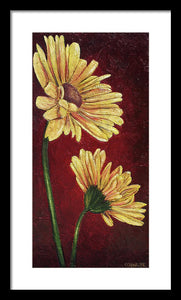 Yellow Gerberas I
