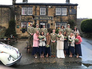 Tweed Wedding Suits From Ratcatcher
