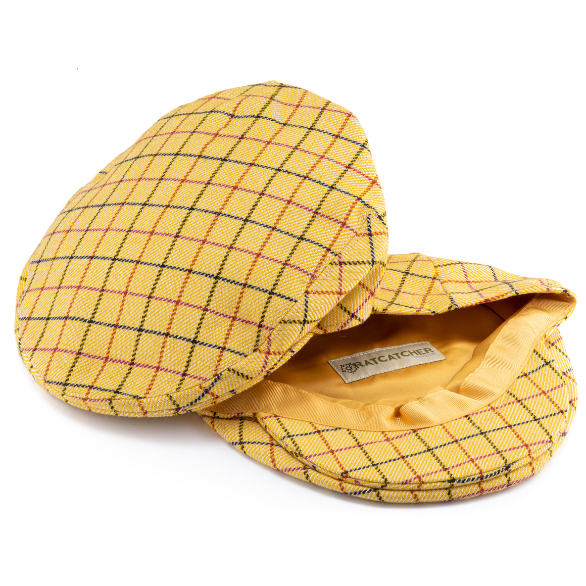 Tweed Cap - Tattersall