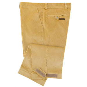 Yellow Corduroy Washable Breeks