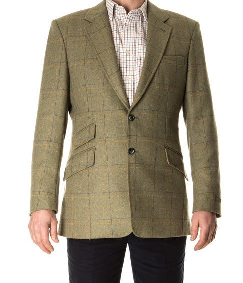 Yorkshire Saxony Tweed Jacket
