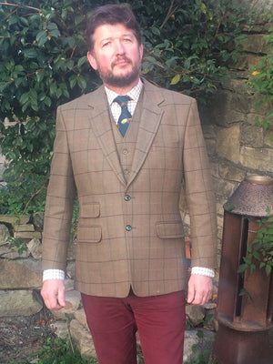 Airedale Tweed Jacket