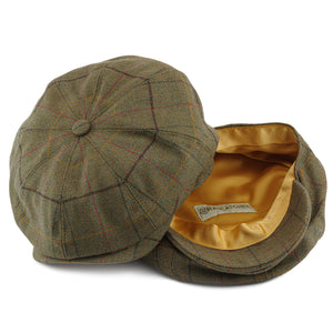 Baker Boy Cap - Airedale Tweed