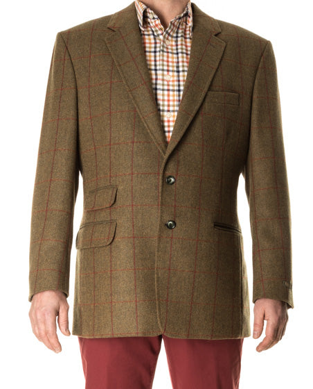 Nidderdale Hand Tailored Tweed Jacket