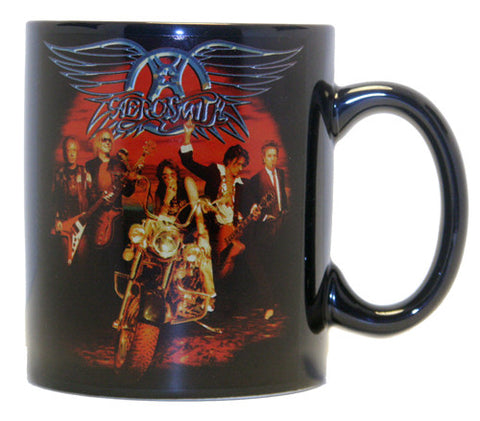 Aerosmith 12 oz Mug
