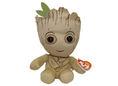 Guardians of the Galaxy Groot Ty Plush Toy (Small)