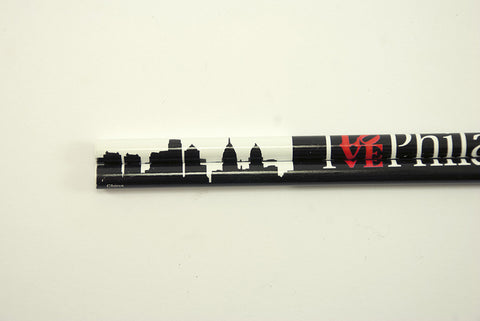 Philadelphia LOVE, Black Skyline Pencil