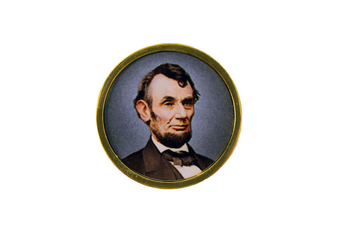 Abraham Lincoln Pin