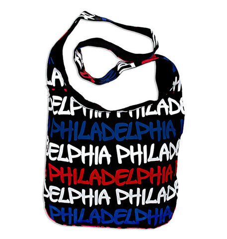 Philadelphia Graffiti Large Tote Bag (4 colors)