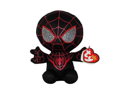 Spiderman Miles Morales Ty Plush Toy
