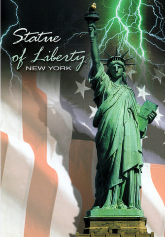 The Statue of Liberty, New York Postcard