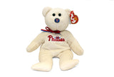 Philadelphia Phillies TY Beanie Bear