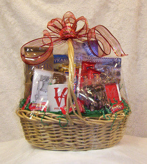 Philly Themed Basket