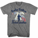 Rocky Balboa Italian Stallion '76 PA T-Shirt (2 Colors)