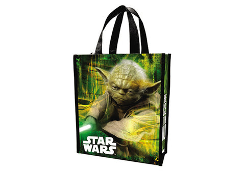 Star Wars Yoda Small Shopper Tote