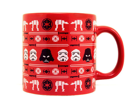 Star Wars Ugly Sweater 20 oz Mug