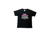 "Thomas Jefferson ""A Little Rebellion is a Good Thing"" Youth Girl Shirt (2 colors)"