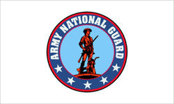 Army National Guard 3' x 5' Nyl-Glo