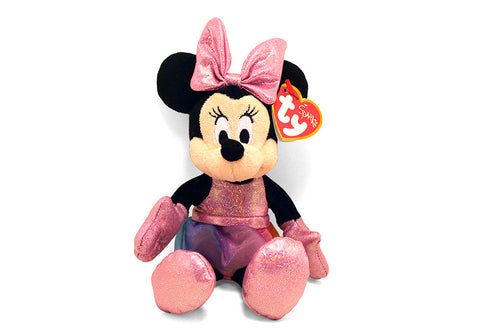 Minnie Mouse Ballerina Ty Plush Small