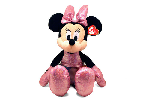 Minnie Mouse Ballerina Ty Plush